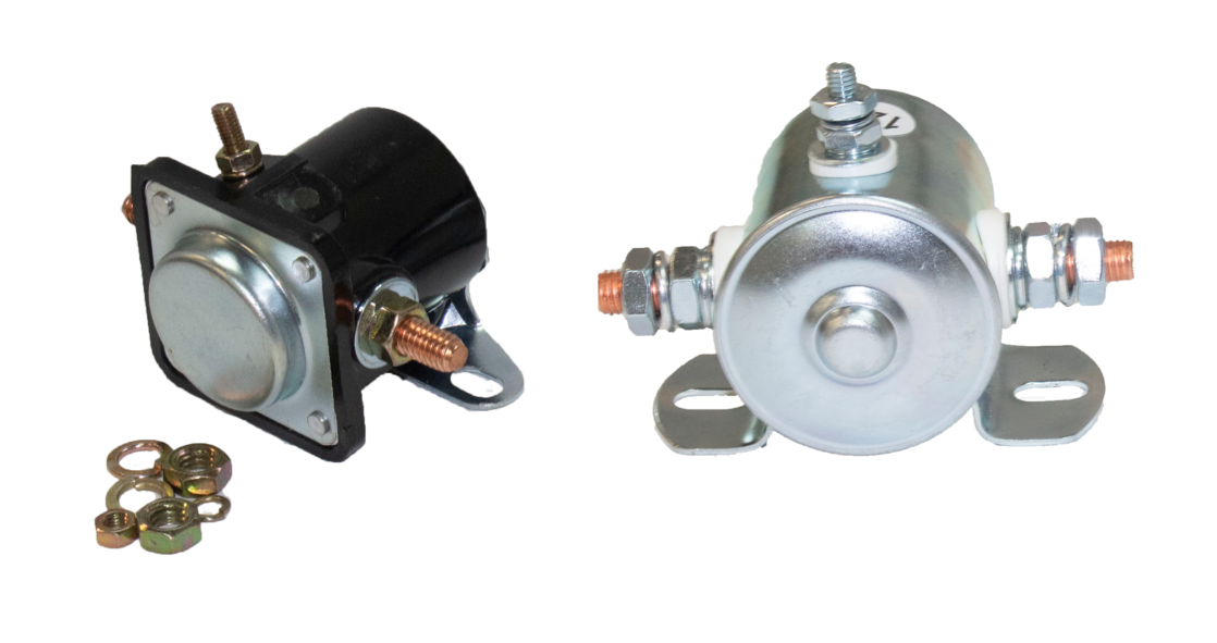 Our mid current rated Solenoids are offered in continuous or intermittent duty cycles, different groundings and materials to match your application.