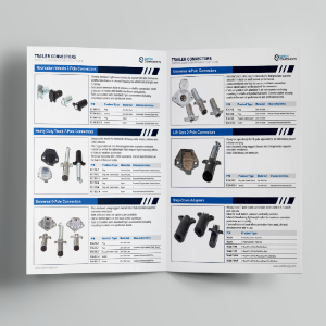 Switch Components launches its new Trailer Connectors product line, designed to work in conjunction with its heavy-duty switches to ensure a reliable electrical connection to various types of trailers and vehicles in a cost-effective manner.