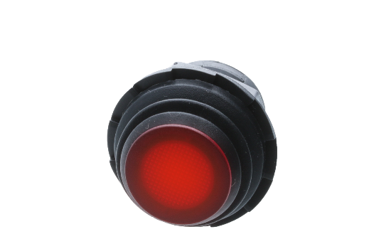 Switch Components' Pushbuttons include momentary and latching versions with the widest selection of actuator styles, shapes and colors in order to accommodate different application demands for standard industry applications such as appliances, electronics