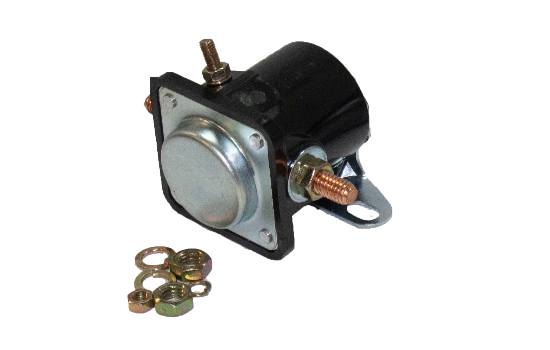 HDS1 Series solenoids are constructed of phenolic, making them light weight and durable. They are resistant to corrosion and high or low temperatures (-40°C to 100°C). These intermittent solenoids are actuated for a short amount of time (30sec) and then d
