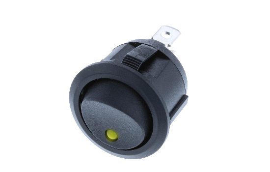 At Switch Components, we offer a full field-proven line of rockers designed for your automotive, marine, industrial, and general electric use applications. From round to square faces, and sealed actuators, you can choose between a huge range of single pol_1