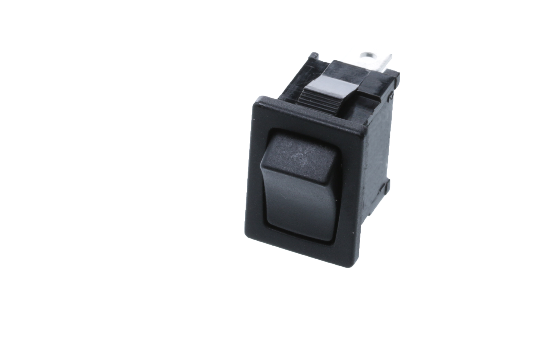 RF1 Mini rockers are offered non-illuminated or illuminated and with different legend options. These rectangular shape rocker is available in either a momentary or latching actuation. Ideal for small appliances, industrial controls and lighting panels._0