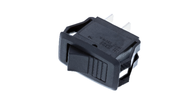 RG3 Series midsize rockers' actuator is design with a rectangular bezel. It's snap-in design makes installation easy into a majority of standard panel cutouts. Recommended for home appliances, computer equipment, automotive and industrial controls uses._2
