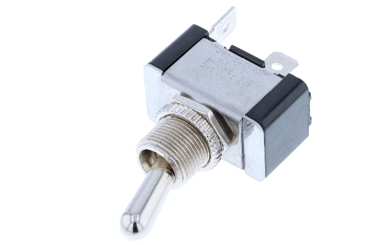 TA toggles can be used in a variety of applications including automotive, marine, commercial or industrial equipment. These switches are available in a wide range of momentary and maintained single pole circuits and terminations. Switch Components Inc. of_4
