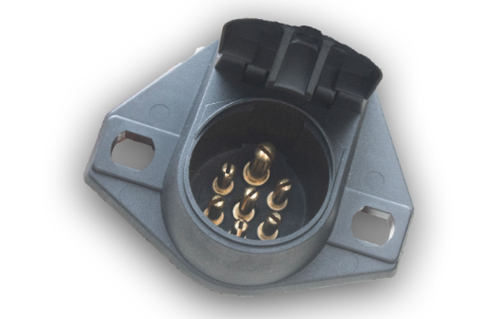 Lightweight, nylon material sockets and plugs for superior corrosion resistance and high durability_1