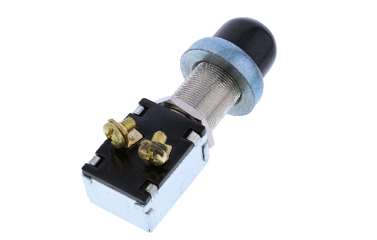 Switch Components' Pushbuttons include momentary and latching versions with the widest selection of actuator styles, shapes and colors in order to accommodate different application demands for standard industry applications such as appliances, electronics_0